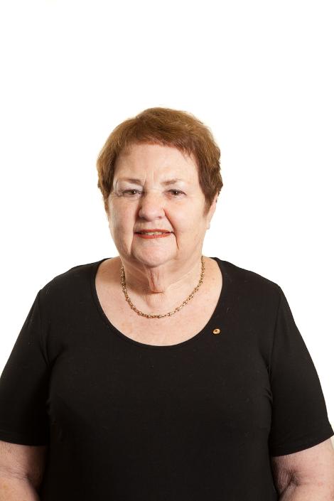 Professor Emeritus Barbara van Ernst AM