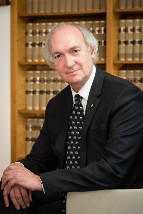Prof Simon Molesworth AO QC