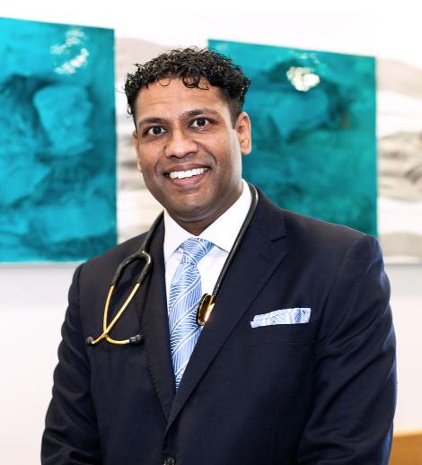 Dr Vinay Rane