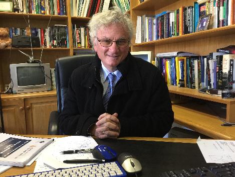 Dr Peter Brain