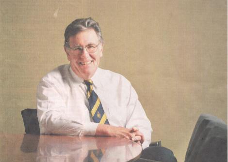 David Jones AM